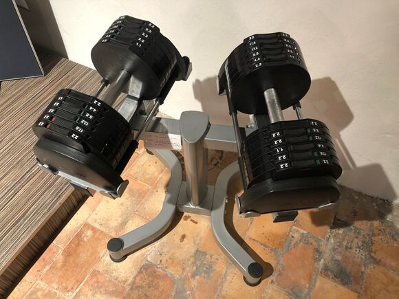 Quick Load Dumbellset 3